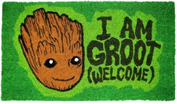 Picture of Guardians of the Galaxy I Am Groot Doormat