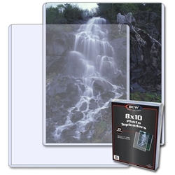 Picture of 8 x 10 Photo Toploader