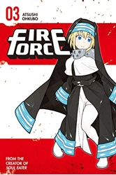 Picture of Fire Force Vol 03 SC