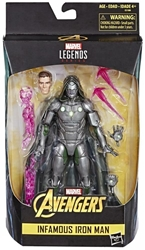 Picture of Marvel Legends Avengers Series Infamous Iron Man Action Figure