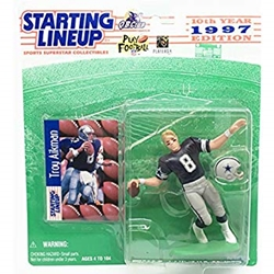 Picture of Starting Lineup Action Figure Troy Aikman 1997 Edition