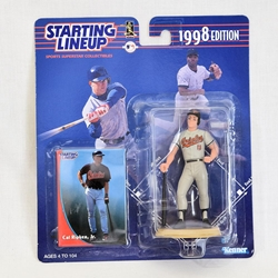 Picture of Starting Lineup Action Figure Cal Ripken Jr 1998 Edition