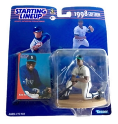 Picture of Starting Lineup Action Figure Ken Griffey Jr 1998 Edition