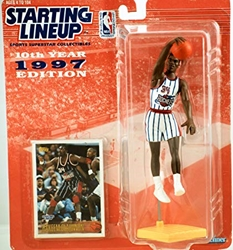 Picture of Starting Lineup Action Figure Hakeem Olajuwon 1997 Edition