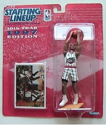 Picture of Starting Lineup Action Figure Charles Barkley 1997 Edition