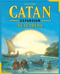 Picture of Catan Seafarers Expansion