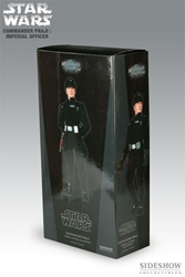 Picture of Star Wars Militaries of Star Wars Commander Praji Imperial Officer Sixth Scale Figure