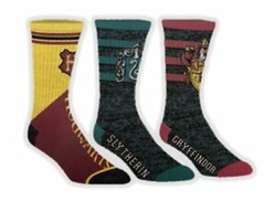 Picture of Harry Potter Crew Socks 3 Pack