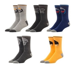 Picture of Overwatch Crew Socks 5 Pack