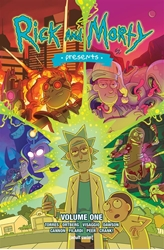 Picture of Rick and Morty Presents Vol 01 SC
