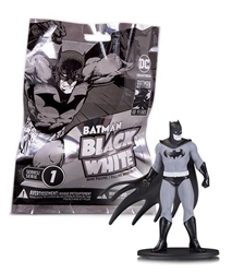 Picture of Batman Black and White Blind Bag Mini-Figure