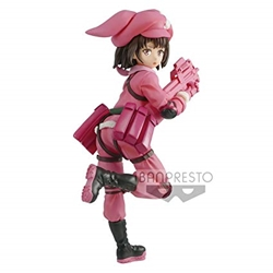 Picture of Sword Art Online Alternative Gun Gale Online Llenn Figure