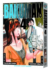 Picture of Bakuman Vol 04 SC