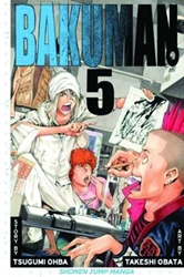 Picture of Bakuman Vol 05 SC