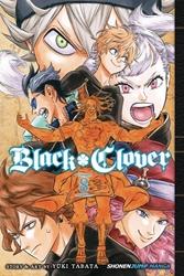 Picture of Black Clover Vol 08 SC