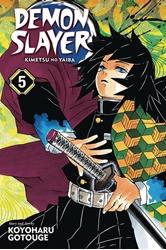 Picture of Demon Slayer Vol 05 SC