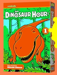 Picture of Dinosaur Hour Vol 01 SC