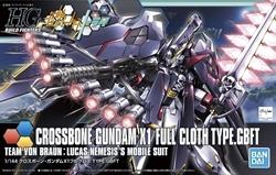 Picture of Gundam Crossbone X1 Full Cloth 1/144 HG Model Kit