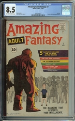 Picture of Amazing Adult Fantasy #7