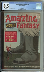 Picture of Amazing Adult Fantasy #14