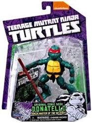Picture of Playmates 2014 Teenage Mutant Ninja Turtles Comic Book Original Donatello Action Figure