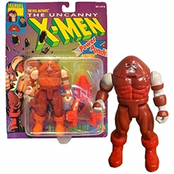 Picture of X-Men Juggernaut Power Punch Action Toy Biz Action Figure