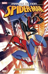 Picture of Marvel Action Spider-Man Vol 01 SC New Beginning