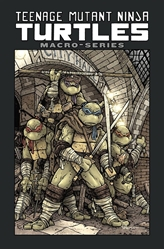 Picture of Teenage Mutant Ninja Turtles Macro-Series SC