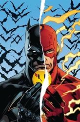 Picture of Batman Flash Button SC
