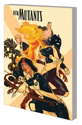 Picture of New Mutants Abnett Lanning Vol 02 SC Complete Collection