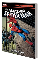 Picture of Amazing Spider-Man Epic Collection Goblin Lives SC