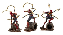 Picture of Iron Spider Avengers Infinity War ArtFX+ Statue