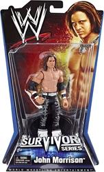 Picture of WWE Survivor Series John Morrison Figure