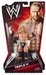 Picture of WWE Triple H Figure