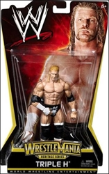 Picture of WWE Triple H Wrestlemania Heritage Series Figure