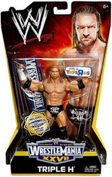 Picture of WWE Triple H Wrestlemania XXVII Figure