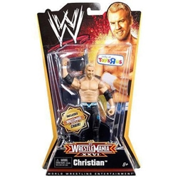 Picture of WWE Christian Wrestlemania XXVI Figure