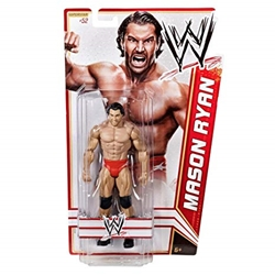 Picture of WWE Superstar Mason Ryan Action Figure