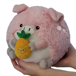 "Picture of Comfort Food Banana Mini Squishable 7"" Plush"