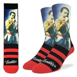 Picture of Freddie Mercury Queen in Rio Men's Socks