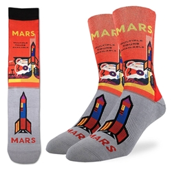 Picture of Men's Mars or Bust Socks