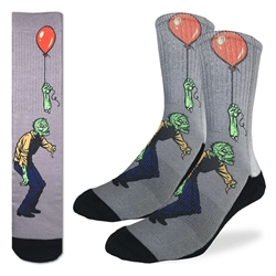 Picture of Men's Sad Zombie Socks