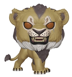 Picture of Pop Disney Lion King Scar Vinyl Figure