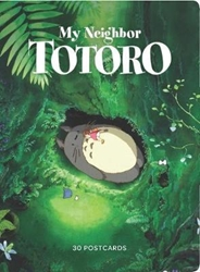 Picture of Totoro Postcards