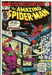 Picture of Amazing Spider-Man #137