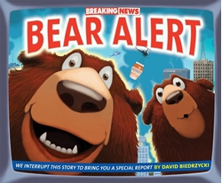 Picture of Breaking News Bear Alert HC