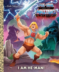 Picture of I Am He-Man! Little Golden Book