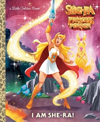 Picture of I Am She-Ra! Little Golden Book