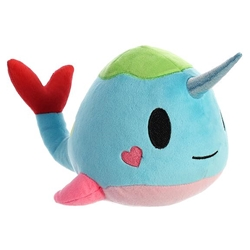 "Picture of tokidoki Narwhally 7.5"" Plush"