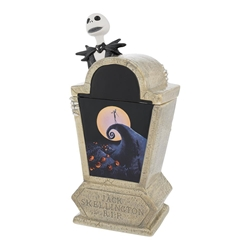 Picture of Nightmare Before Christmas Tomb Stone Cookie Jar
